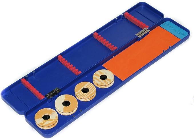 Rig Board Rund 4734100 Schnuraufwickler Vorfachaufwickler