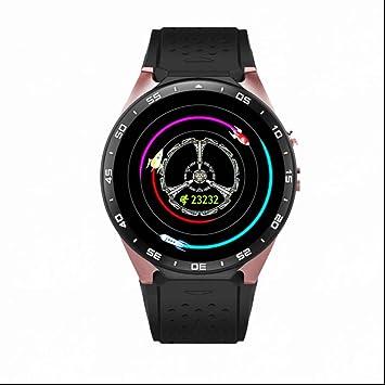 Reloj inteligente Soporte GPS,Smartwatch Diseño único,responder y hacer llamadas telefónicas,pantalla