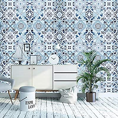 Practicalws Decorative Self Adhesive Wallpaper Decoration Printed Paper Easy To Apply Peel Stick Wallpaper Warm Bedroom Background Wall Room
