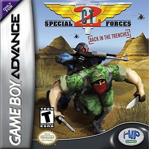 (CT Special Forces 2: Back in the Trenches)