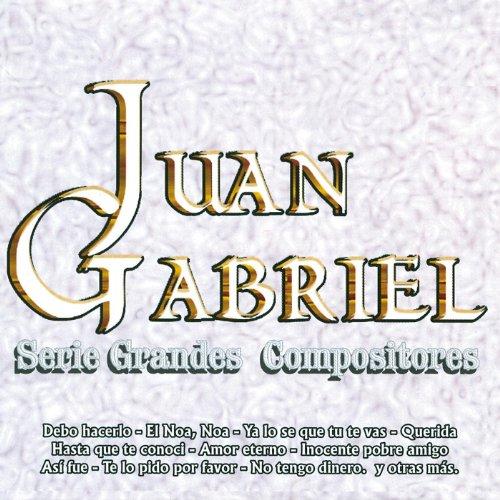 ... Juan Gabriel Serie Grandes Com.