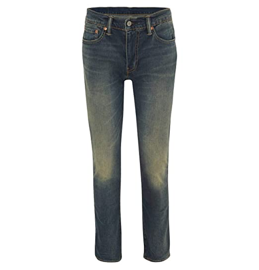 45d26943d02 Levi's Men's Slim Jeans Blue Ockendon Adapt: Amazon.co.uk: Clothing