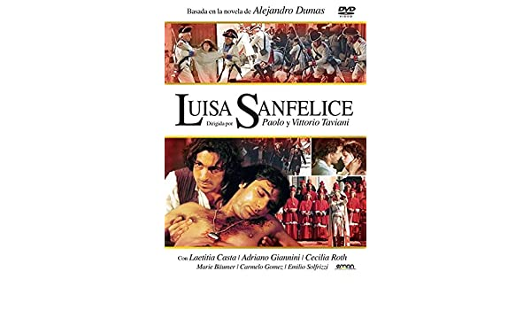 Amazon.com: Luisa Sanfelice- Dirigida Por Paolo Y Vittorio Taviani (European Format Region 2): Movies & TV