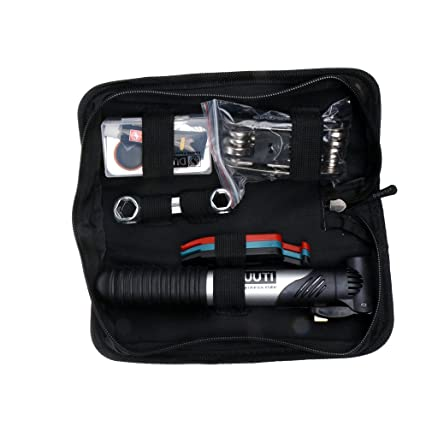Generic bicycle inner tube tyre puncture repair tools kit with generic bicycle inner tube tyre puncture repair tools kit with mini pump carry bag fandeluxe Ebook collections