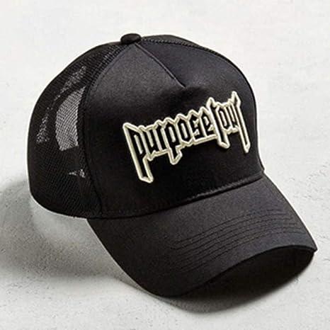 WYKDA Gorra de béisbol Bordada Vintage Retro Justin Bieber Hat ...