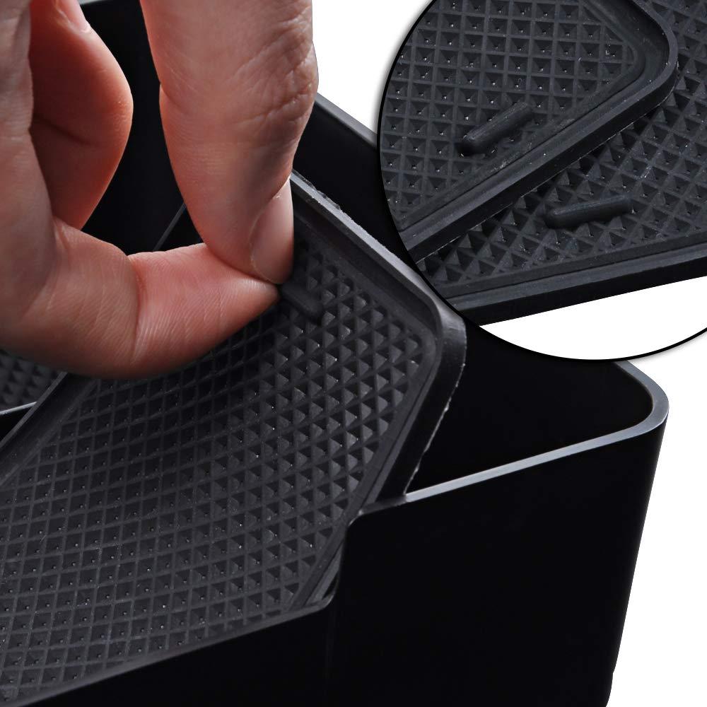 MIKKUPPA Center Console Organizer Tray for Tesla Model 3 Accessories Sunglass Tray Holder