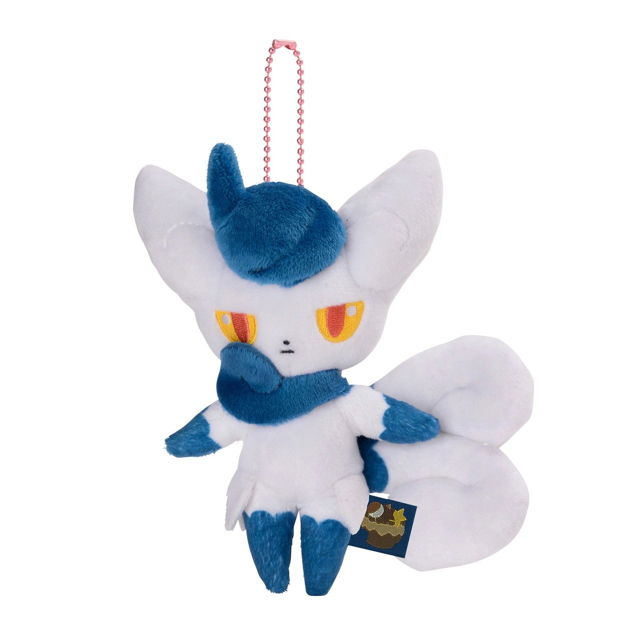 Pokemon Center Original mascot Nyaonikusu (female figure) ''Nyasupa WANTED!!!'' by Pokemon (Image #1)