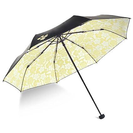 Paraguas ☂ Sombrillas de paraguas ☁ Engranaje de lluvia ☀ Plegable ☁ Pequeño y ligero ☀