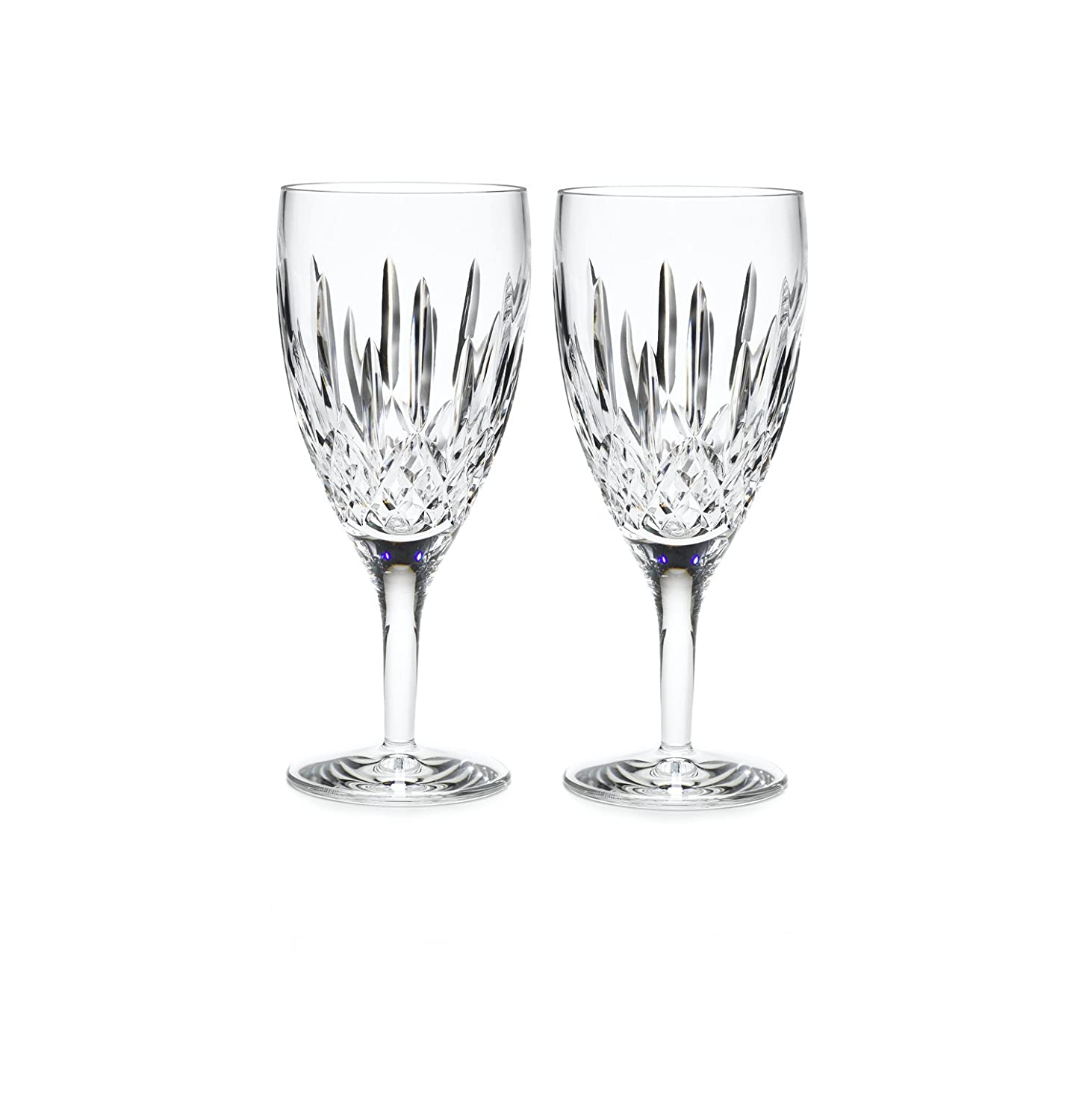 Waterford Lismore Nouveau Iced Beverage Pair, 14-Ounce Waterford Crystal 154043