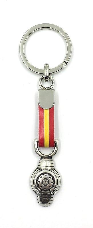 FJR-ArtPiel - Llavero bandera de España con montera - Alta Calidad ...