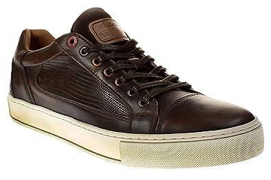 224a5d203895a8 Australian Footwear Gibson V Leather - Herren Schuhe 15119806 -  d19darkbrown