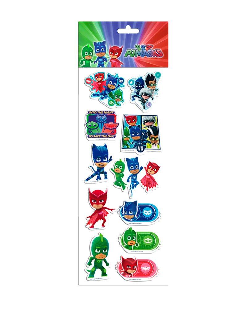 PJ Masks Stickers Gigantes Removibles (CYP ST-20-PJ)