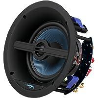"""Caixa de som de embutir Wave Sound WSR150 Tela Slim Quadrada 6,5"""" 150w Unidade"""