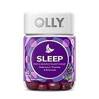 OLLY Sleep Melatonin Gummy 50 Count