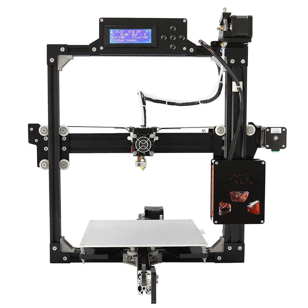 Acecoree Impresora 3D Mini Kit de 3D Printer, Madera Prusa ...