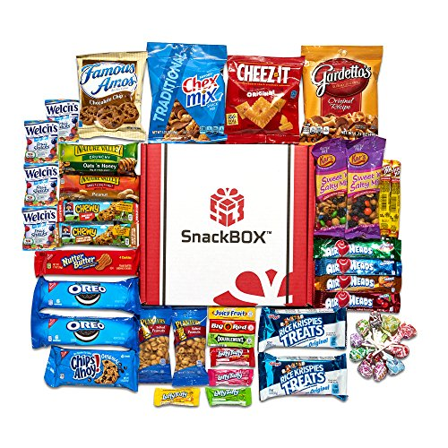 Delicious Cookies Assortment SnackBOX Students