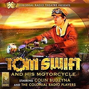 Tom Swift and His Motorcycle Radio/TV Program