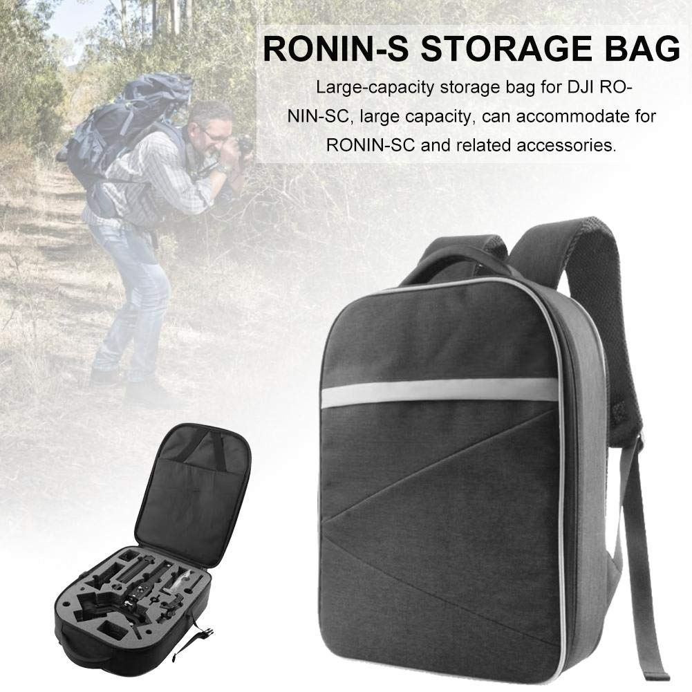 cary-yan Storage Bag for Ronin-SC Carrying Case Handheld PTZ Backpack Triaxial Stabilizer Water Repellent Storage Case feasible by cary-yan