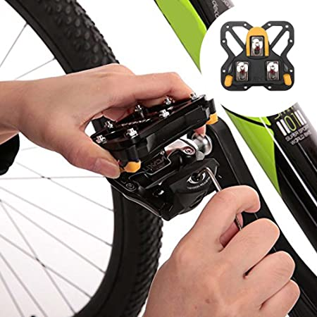 350514eb31d5 Pedals & Cleats INNKER 1 Pair Road Bike Cleats 6 Degree Float Pedal Cleats  with Wrench Road Bike Pedals Bicycle Cleats Self Locking For Shimano SH-11  SPD-SL ...