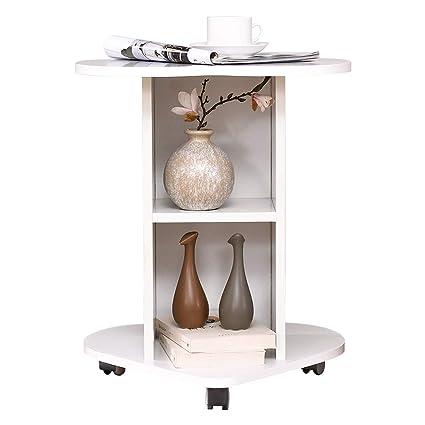 Amazon Com Jerry Maggie Rotated Standing Shelf Living Room