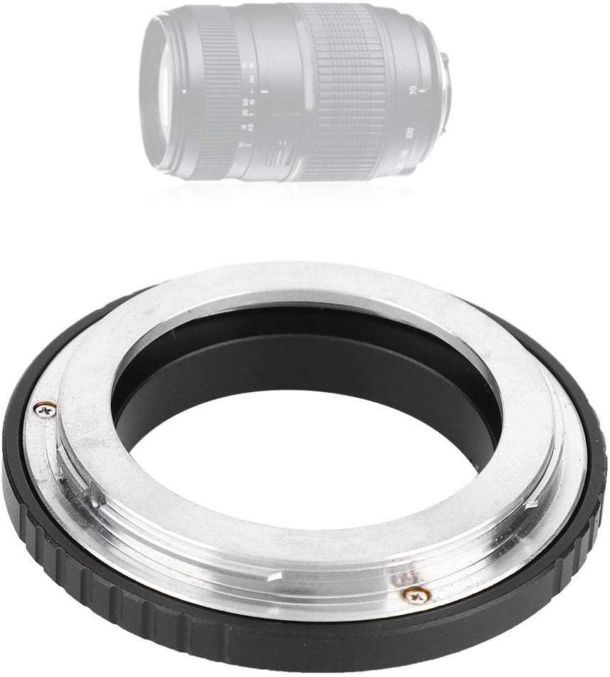 Bewinner Camera Lens Adapter Ring,Tamron-M42 Aluminum Alloy Brass Metal Lens Mount Adapter Ring for M42 Mount Camera,Breakthrough Photography Lens Adapters Converters