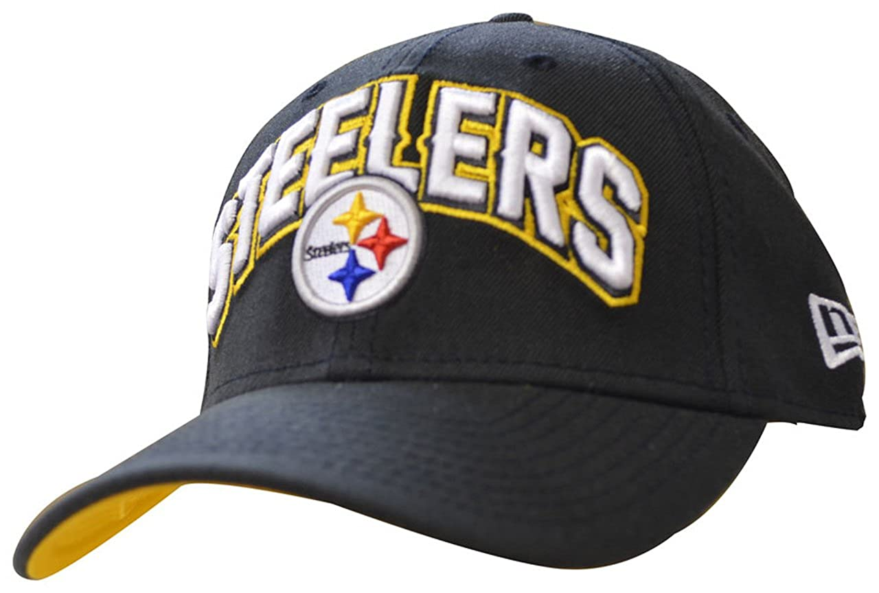 Amazon.com   NFL Pittsburgh Steelers Draft 3930 Cap   Sports Fan Baseball  Caps   Clothing f64d97d285c
