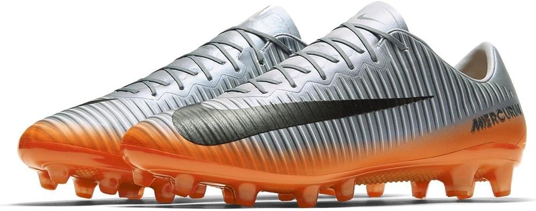 Nike Mercurial Vapor XI CR 7 AG-Pro, Zapatillas de Fútbol para ...