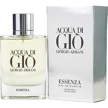 7e10a657d09 Amazon.com  ACQUA DI GIO ESSENZA by Giorgio Armani EAU DE PARFUM SPRAY 2.5  OZ (Package Of 3)  Beauty