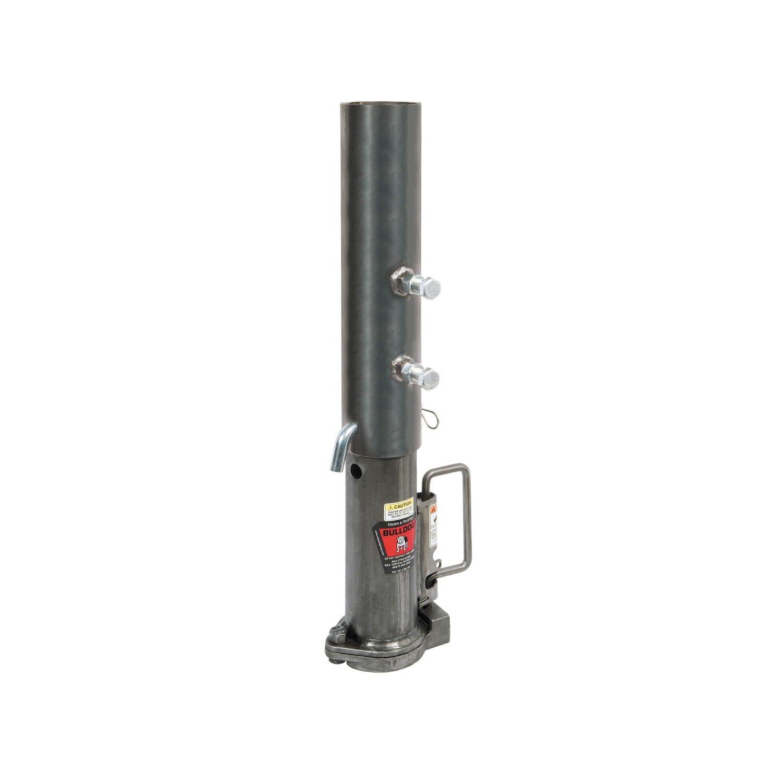Bulldog 30K Adjustable Round Gooseneck with Pin 0289500300