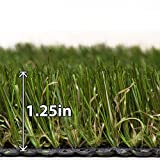 Natco Tundra 3.75 ft. x 9 ft. Classic Artificial Turf