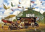 Buffalo Games - Charles Wysocki - Hero Worship - 300 Large Piece Jigsaw Puzzle