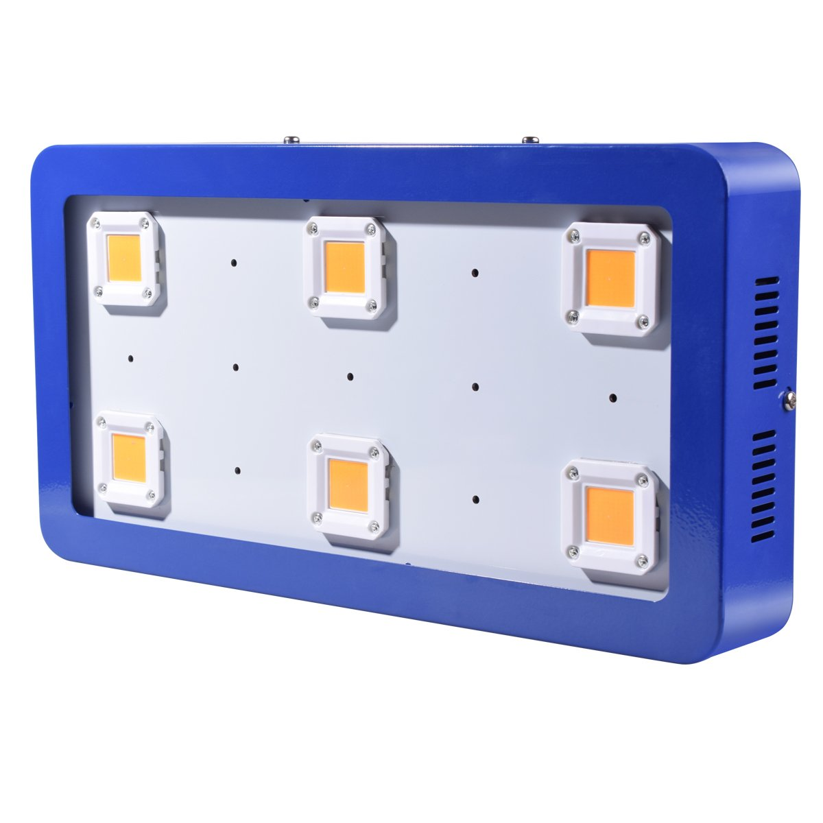 1800W LED Grow Light,X6 Sunshine Full Spectrum Grow Light for Greenhouse and Indoor Plant Flowering Growing(Blue)