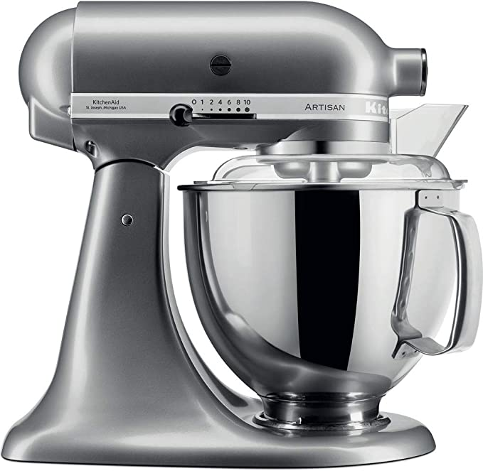 KitchenAid 5KSM175PSEMS keukenmachine Artisan 4,8 l