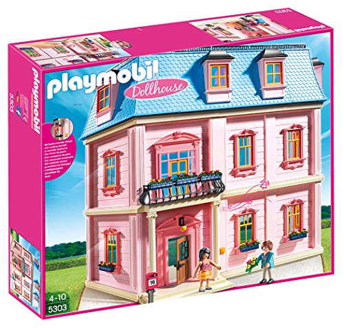 PLAYMOBIL Deluxe Dollhouse ()