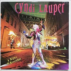 A Night To Remember : Cyndi Lauper: Amazon.es: Música