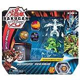 Bakugan Battle 5-Pack Haos Serpenteze & Ventus Howlkor Collectible Cards & Figures