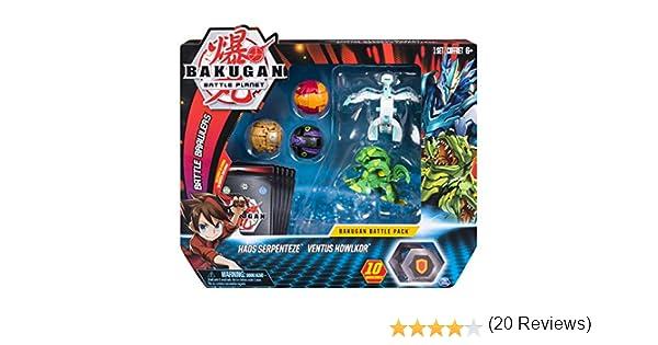 BAKUGAN Battle Pack - Haos Serpenteze: Amazon.es: Juguetes y juegos