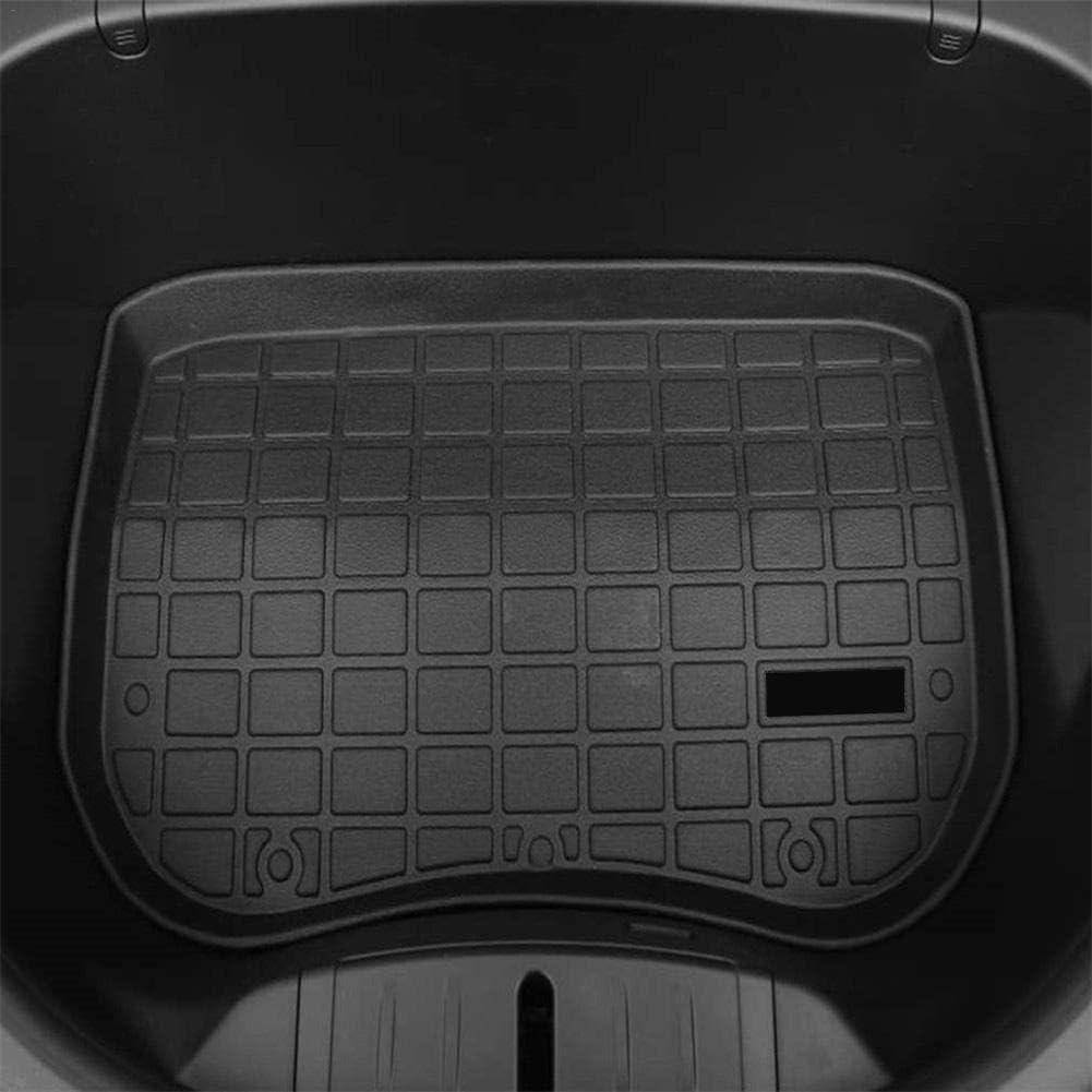 Ardentity Couvertures de Protection pour Tapis de Coffre Arri/ère de Voiture Car Cargo Tray Tapis de Coffre de Coffre de Voiture Coussin de Protection /Étanche Compatible pour Mod/èle 3