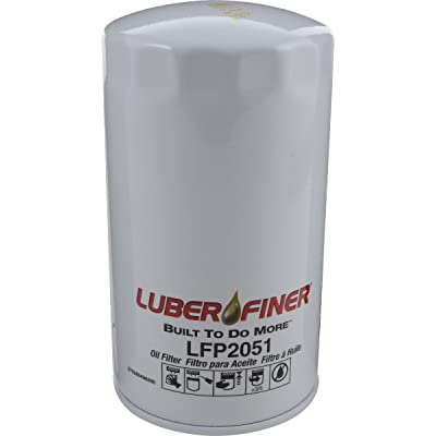 Ford Super Duty Pickup 6.7L (2011-16) LFP20151 Oil Filter, FL2051S, by Luber-Finer: Automotive