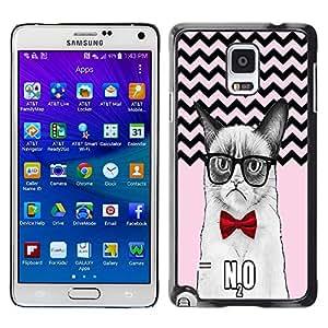 Dragon Case - FOR Samsung Galaxy Note 4 - A beautiful lies just - Caja protectora de pl??stico duro de la cubierta Dise?¡Ào Slim Fit