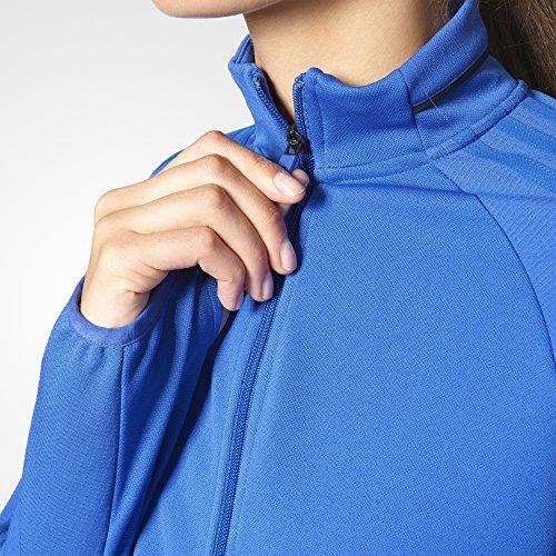 07a55c980137 Adidas Tiro 17 Womens Soccer Training Jacket S Bold Blue-black-white ...