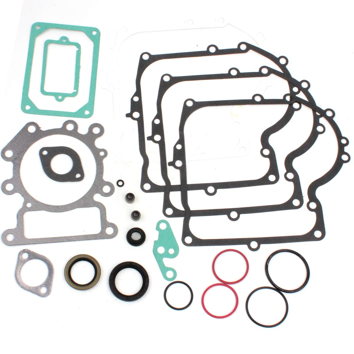 RUHUO 690189 Gasket Complete Rebuild Kit Set for Briggs /& Stratton Engine