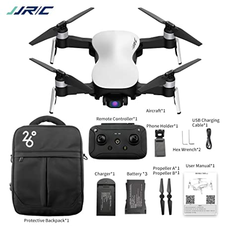 Ajcoflt JJRC X12 Drone RC sin escobillas con cámara Gimbal ...
