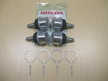 Honda ATV Upper /& Lower Ball Joints HONDA TRX350 400 RANCHER 2000-2006 FOUR KITS