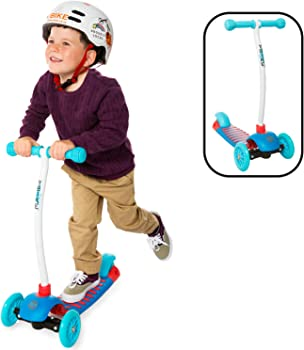 YBIKE GLX Cruze 3-Wheel Toddlers Scooter