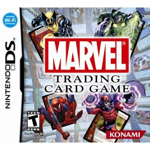 Marvel Trading Card Game - Nintendo DS