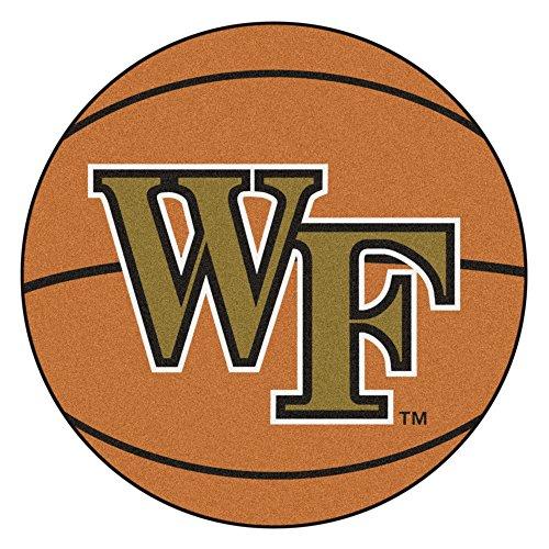- Fan Mats Wake Forest University Basketball Area Rug