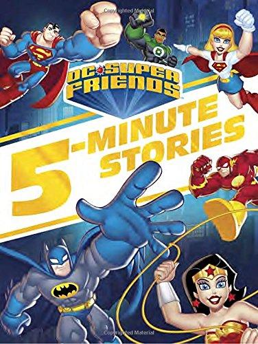 DC Super Friends 5-Minute Story Collection (DC Super Friends) - Metropolis 5 Light