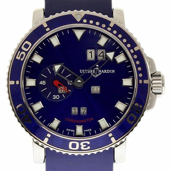 Ulysse Nardin Marine Diver swiss-automatic Mens Reloj 333 – 77 – 7 (Certificado