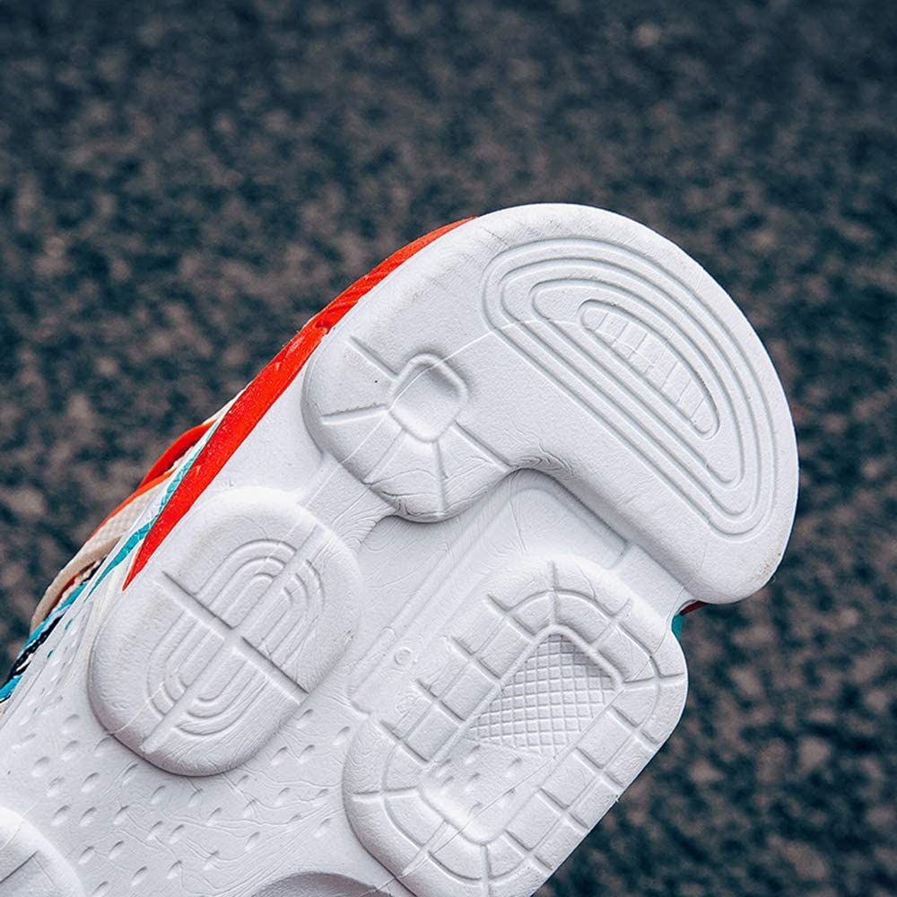 Femmes Respirant Doux Baskets Lacer GéOméTrique Coloré Patchwork Casual Plate-Forme CompenséE Chaussures De Sport De Loisirs 02